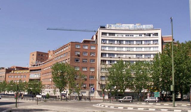 foto del Hospital Universitario Fundación Jiménez Díaz