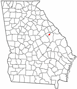 Loko di Avera, Georgia