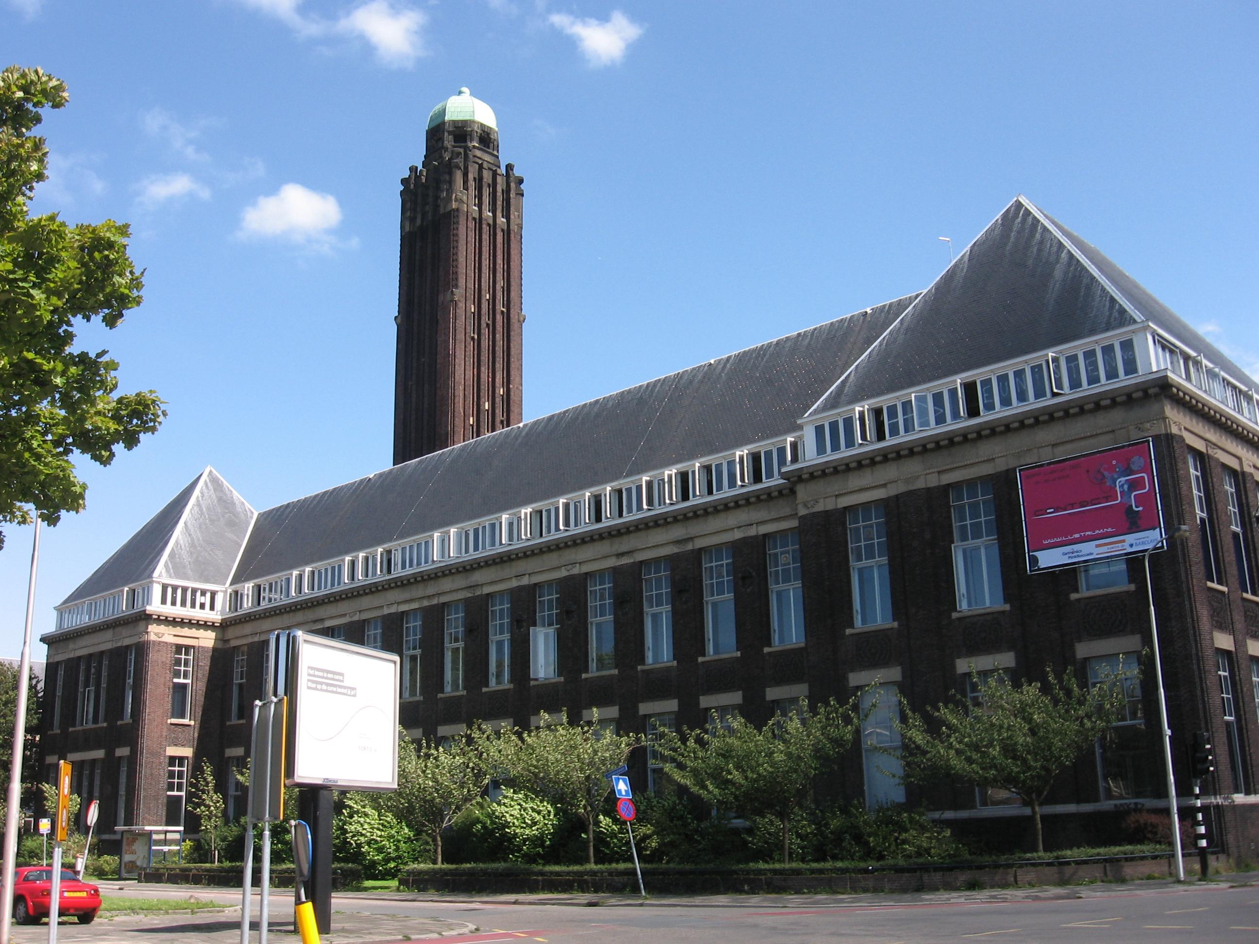 Delft University of Technology - Sekolah Arsitektur Terbaik Dunia