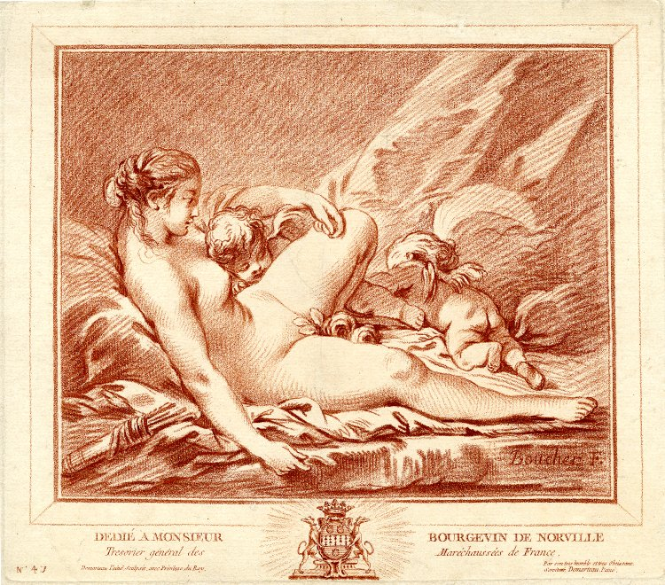 Something is. Boucher nude on sofa words
