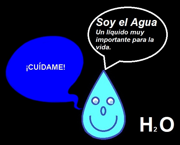 Filegota De Agua Dibujojpg Wikimedia Commons
