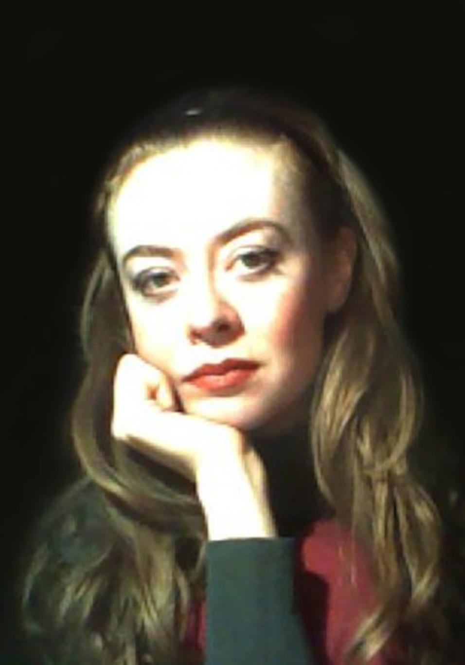 Portrait of Grace McCleen
