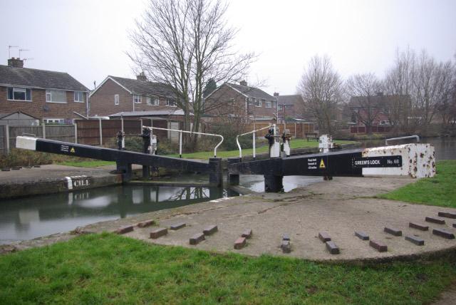 Green's Lock, Erewash Canal - geograph.org.uk - 1106572