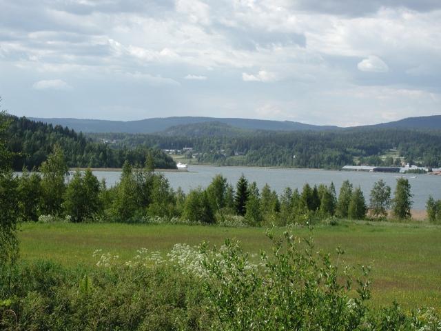 Fichier:Höga Kusten, Gulf Rödviken near Ullånger, Sweden.jpg