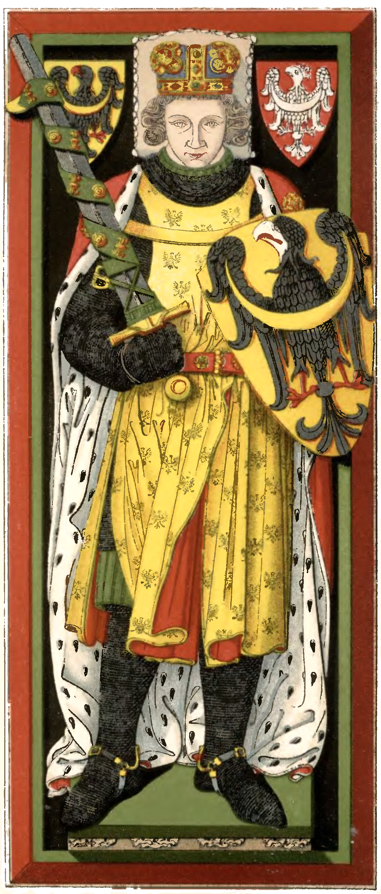 [Obrazek: Henryk_IV_Probus_tomb_effigy.PNG]