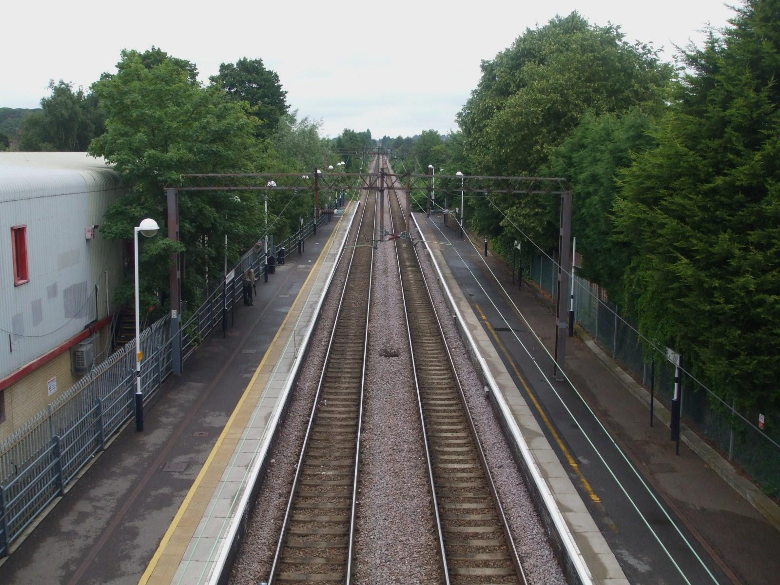 Chingford Branch Line Wikipedia Art Train Engine Diagram
