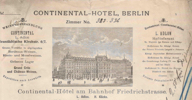 Hotel Continental Berlin