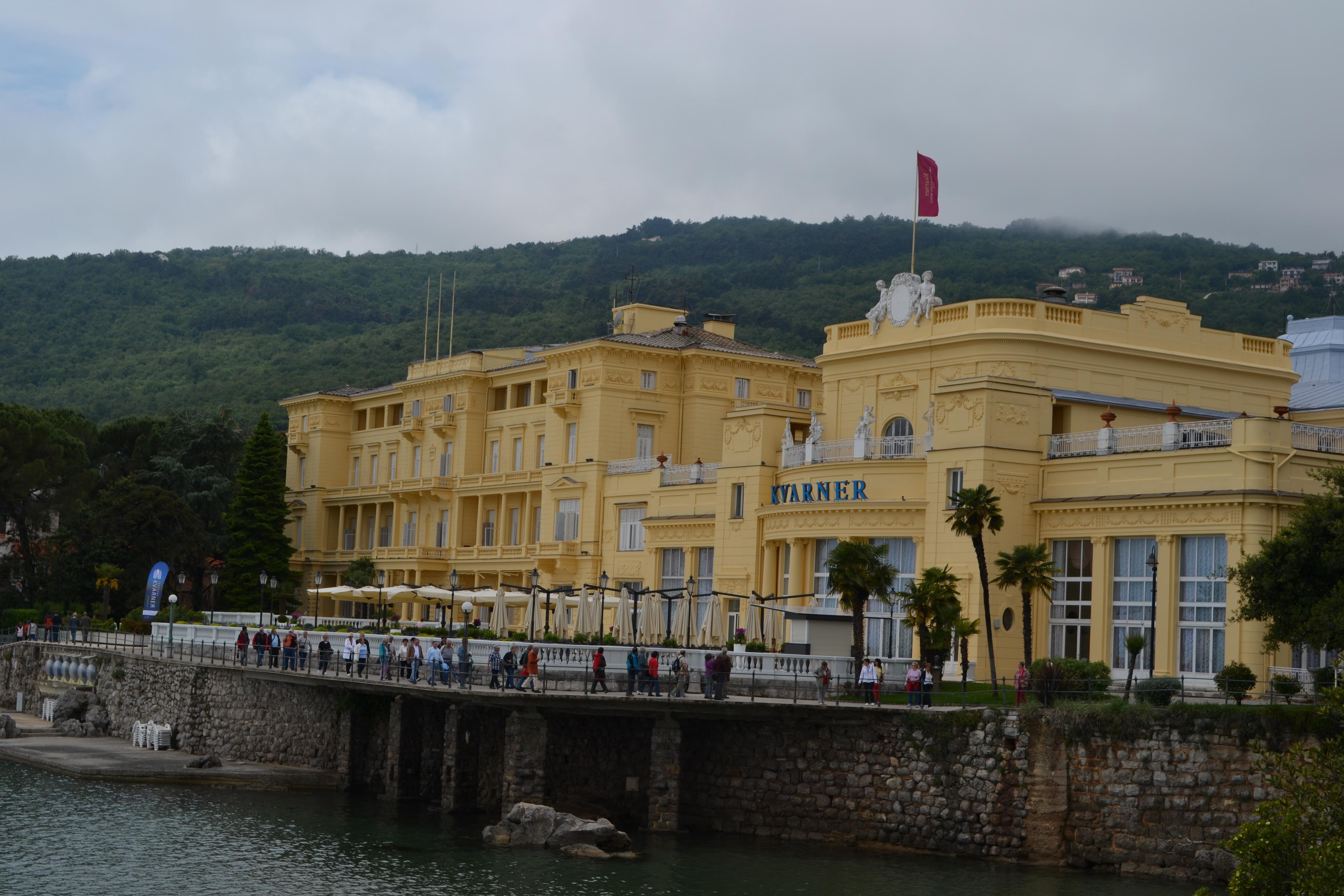 Opatija Grand Hotel Palace Bellevue