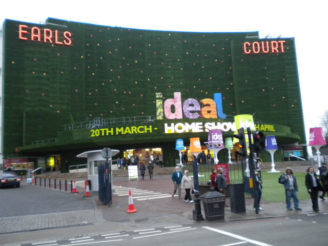 ideal home show wikipedia
