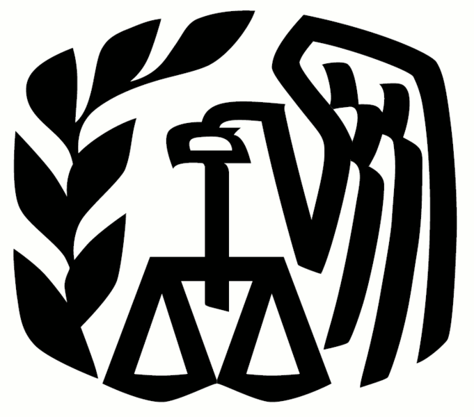 File:Internal Revenue Service logo.png