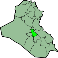 Al-Musayab District