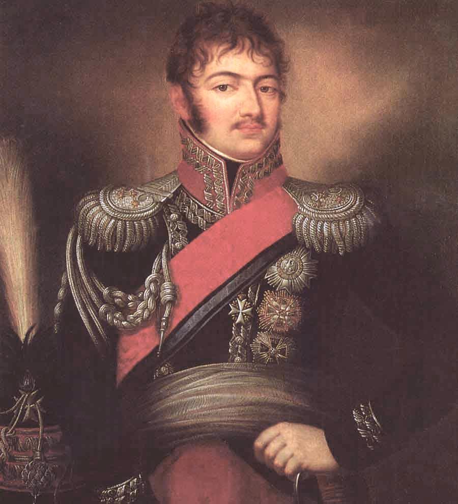 Józef Poniatowski Cytaty ks Józef Poniatowski Portret