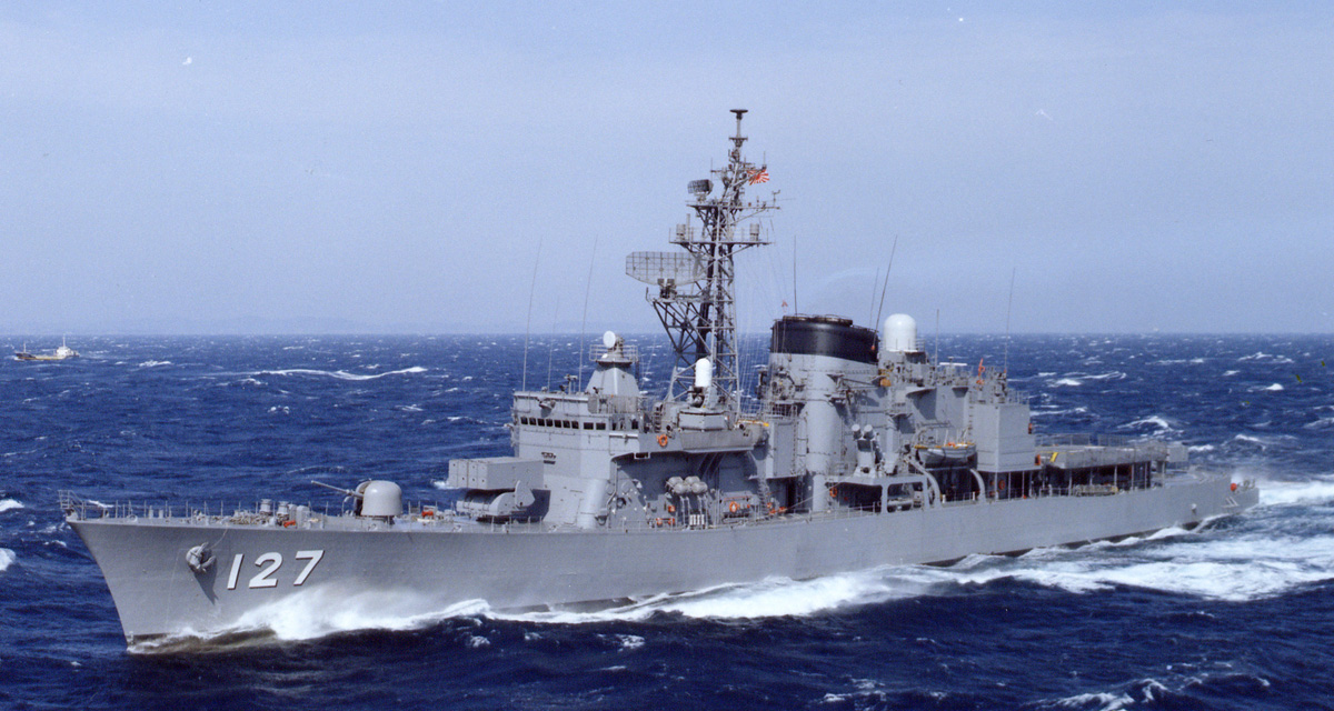 Hatsuyuki-class destroyer - Wikipedia