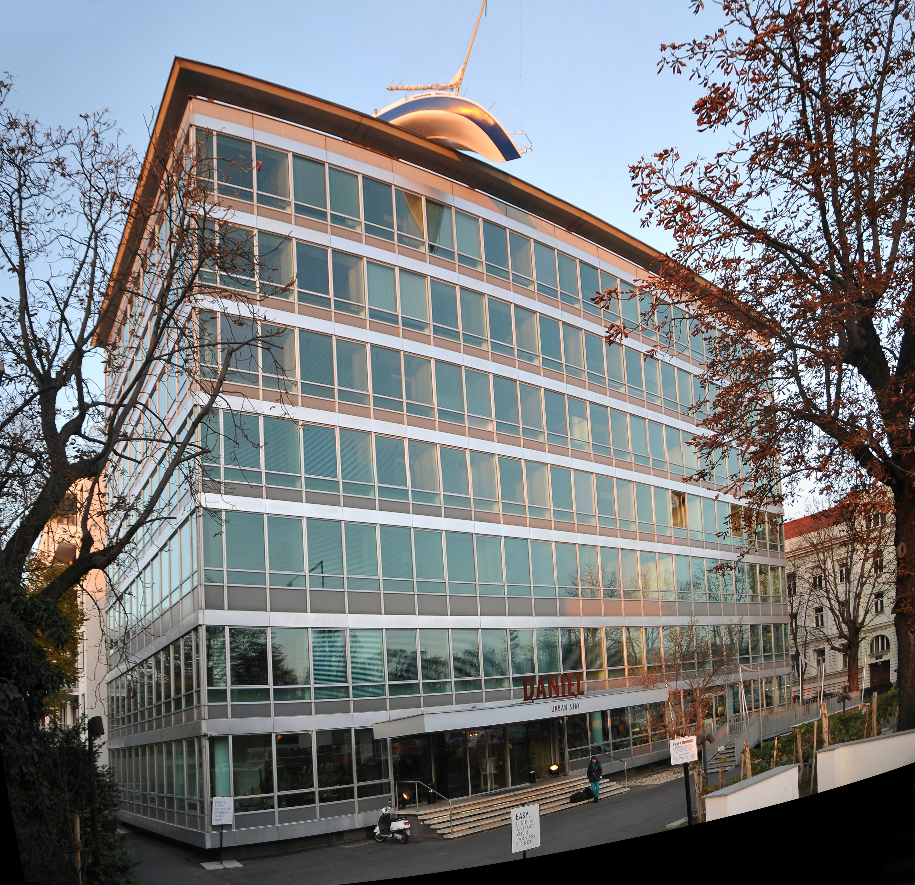 Hotel Daniel Vienna Landstra Ef Bf Bder Gurtel   Wien