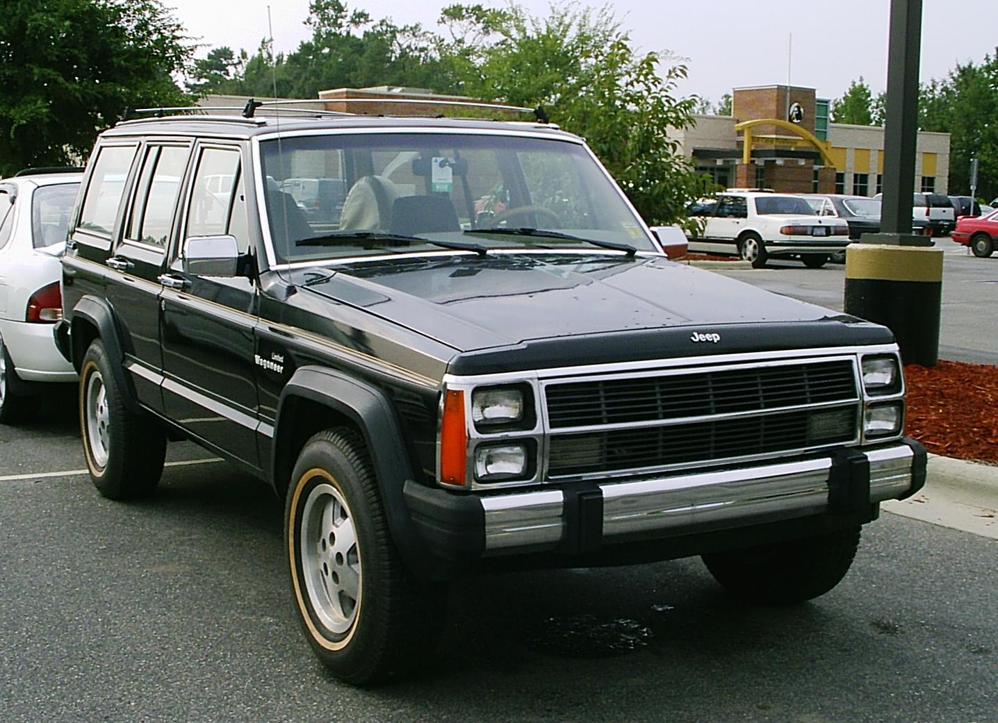 Jeep grand wagoneer wiki