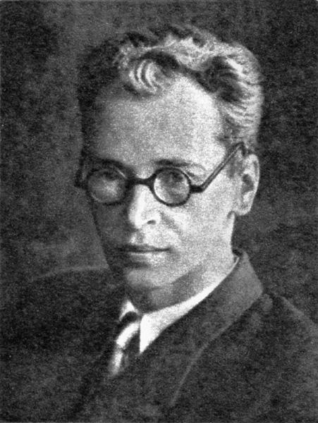 Jerzy Andrzejewski in 1949