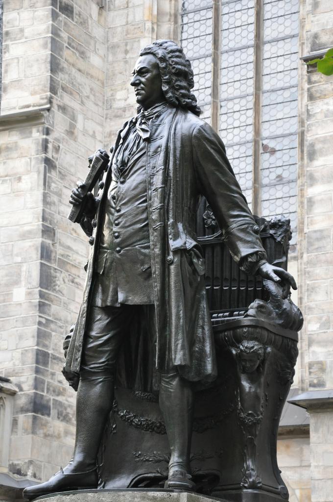 Johann Sebastian Bach - Helmuth Rilling - Die Bach Kantate - BWV 30