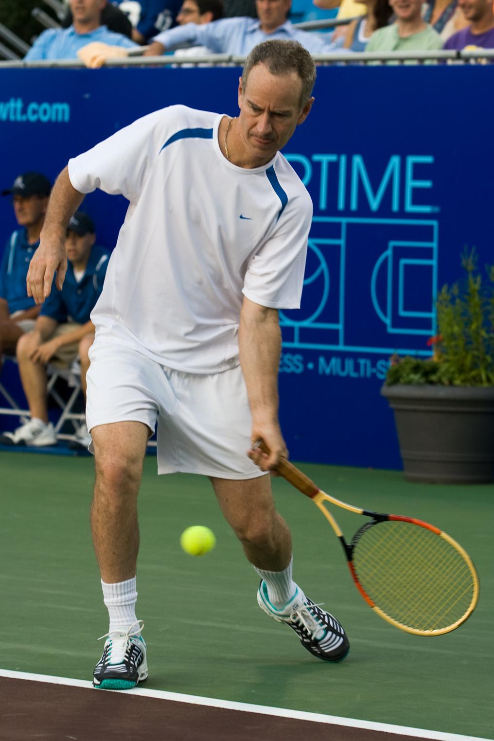 John McEnroe career statistics - Wikipedia