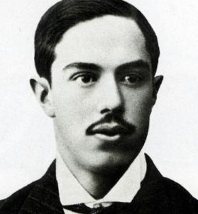 Julián Palacios, the first president of the club in 1900–1902 - Real Madrid C.F.