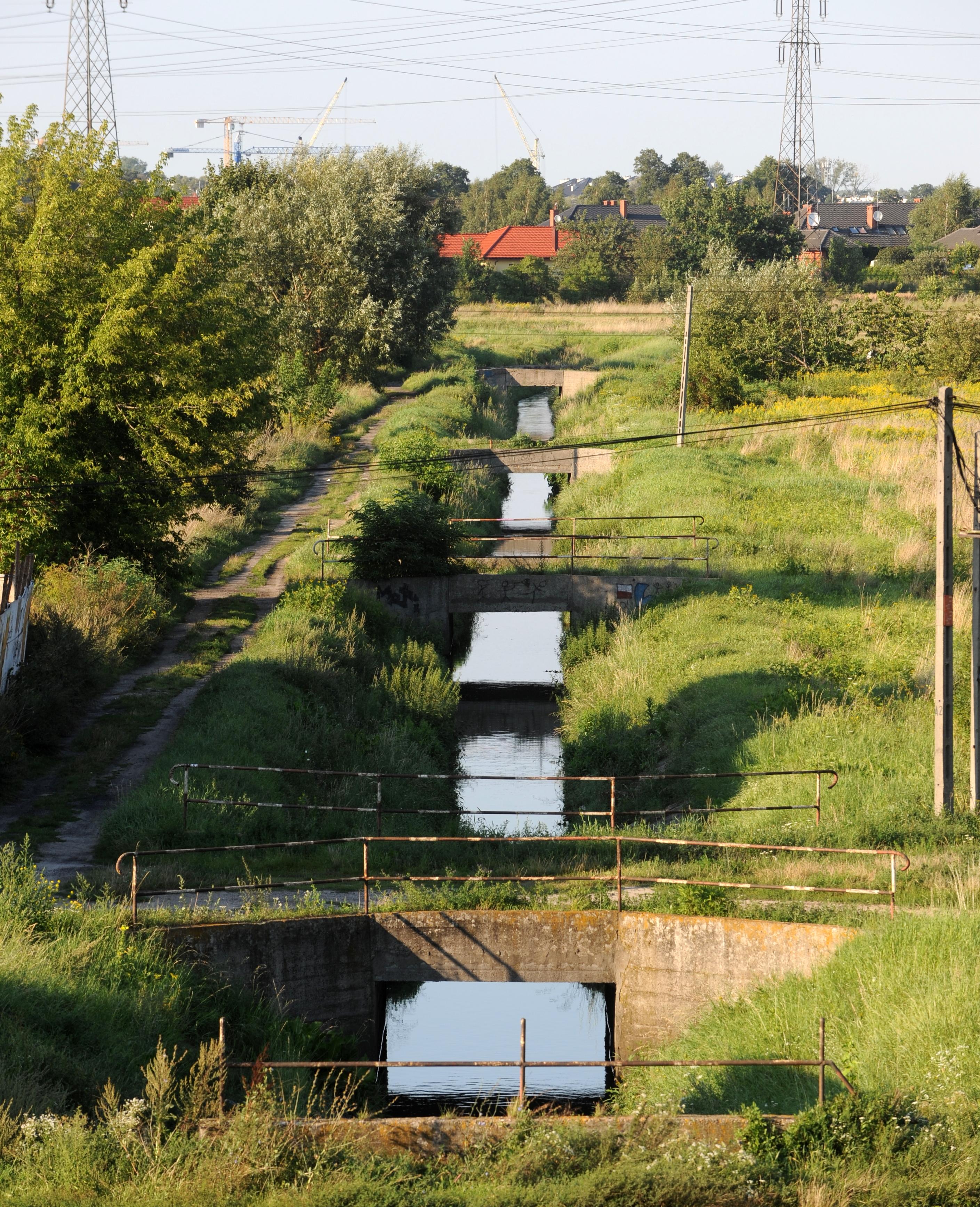 Kanal Brodnowski - Quelle: WikiCommons
