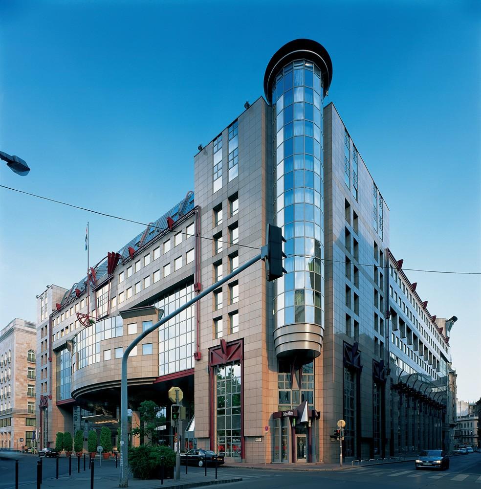 Grand Hotel Budapest Drehorte
