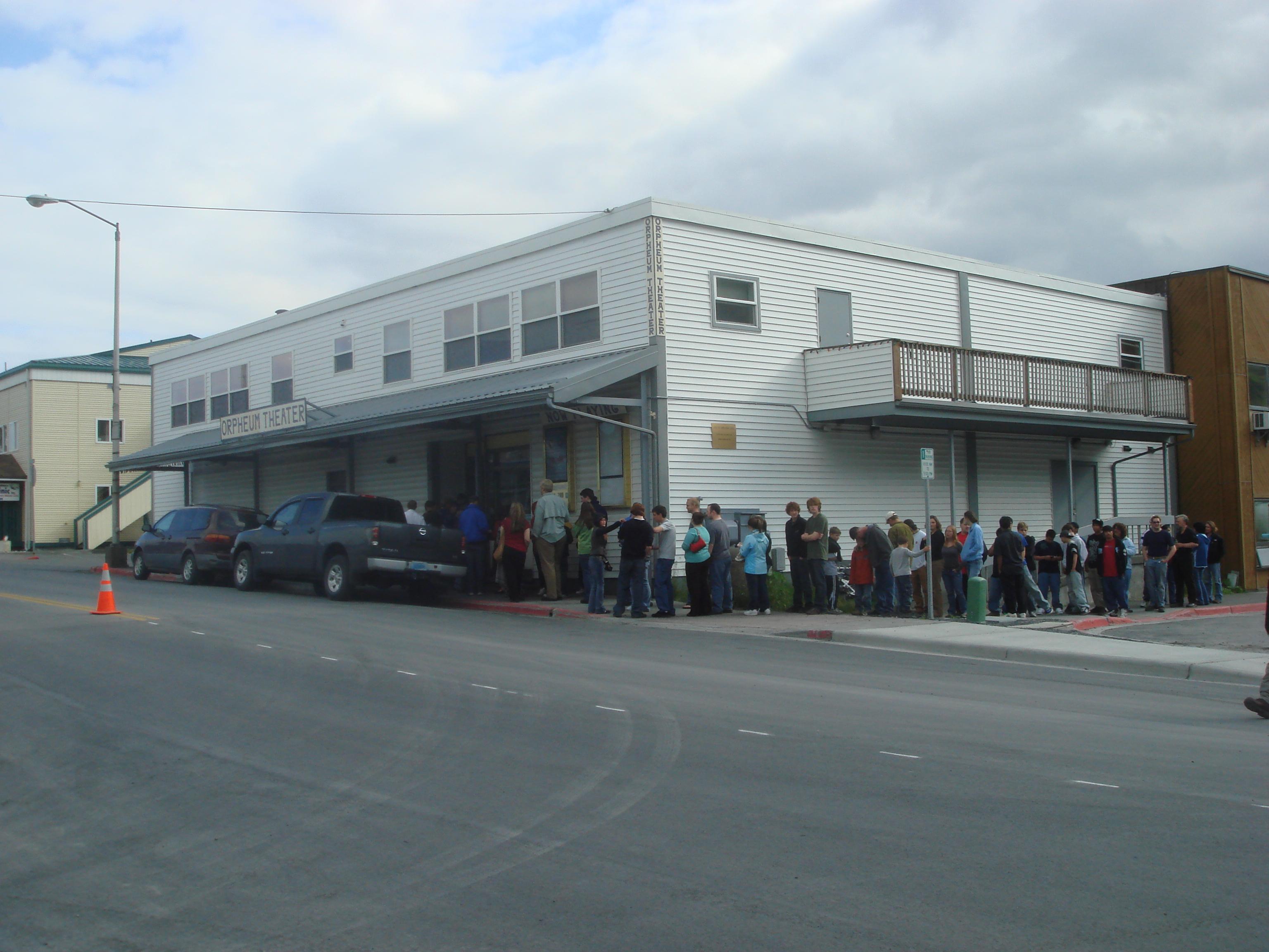 Kodiak Island Housing