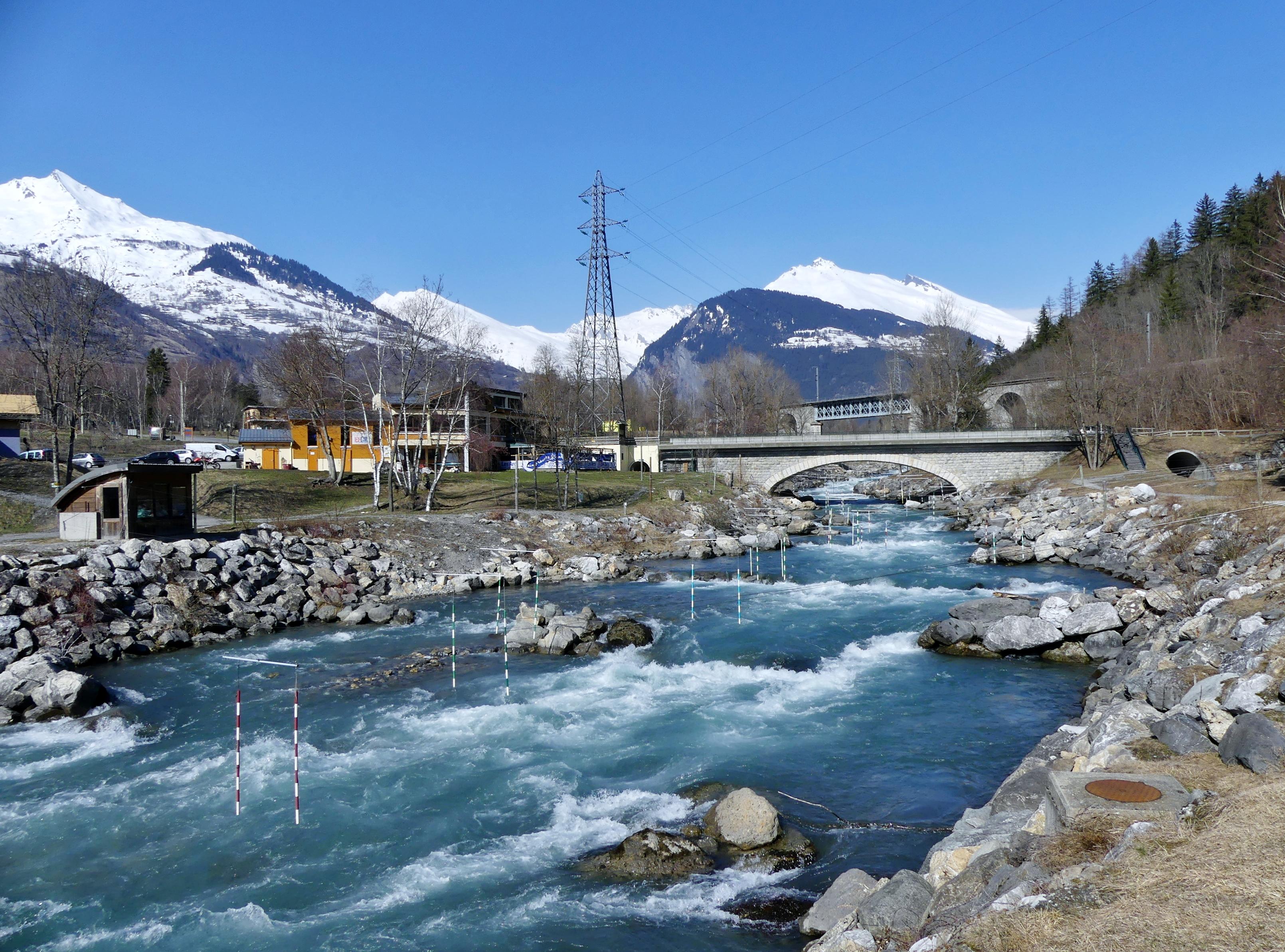 Resultado de imagen para río Isére