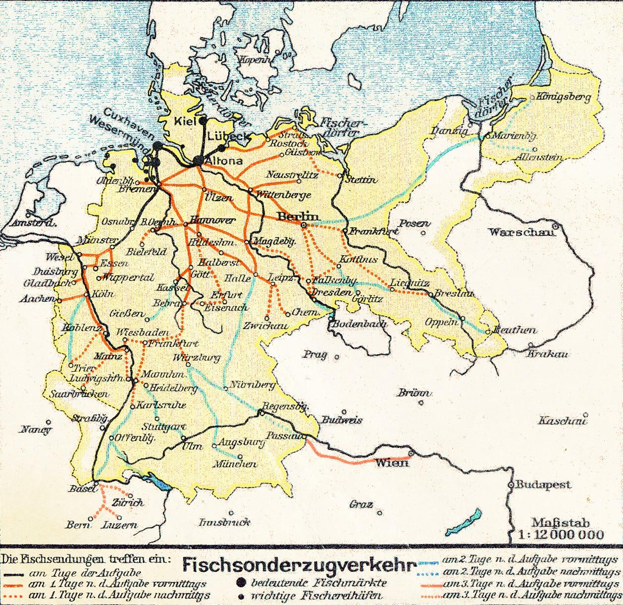 File Lange Diercke Sachsen Deutschland Fischsonderzugverkehr Jpg