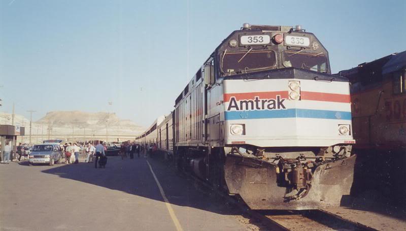 Amtrak Coach Facility -- Bear, DE Open House -- June 7, 1997