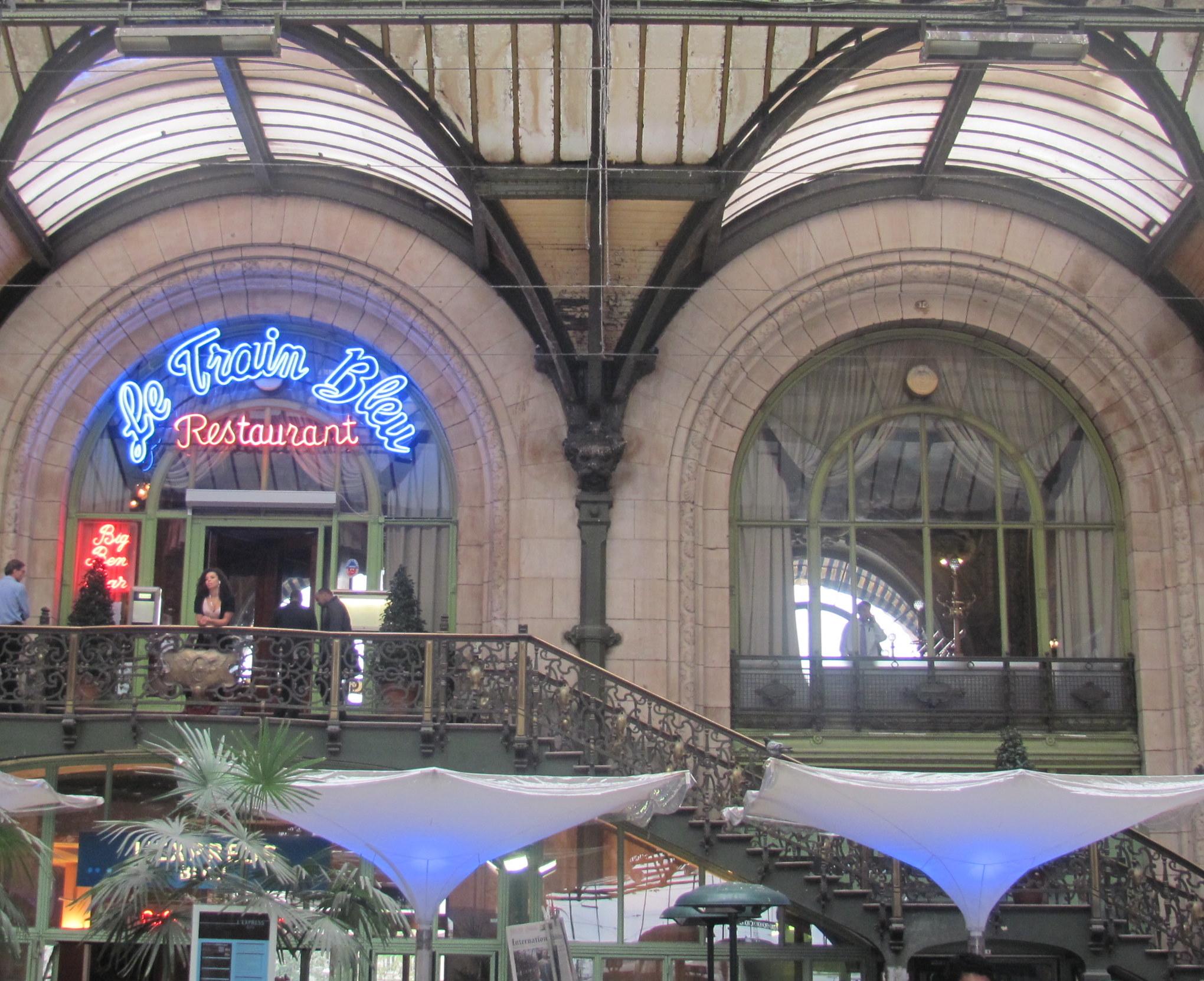 Gare De Lyon Nanterre Ville