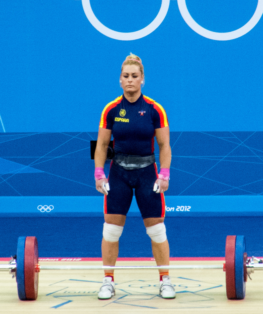 olympic weightlifters on steroids