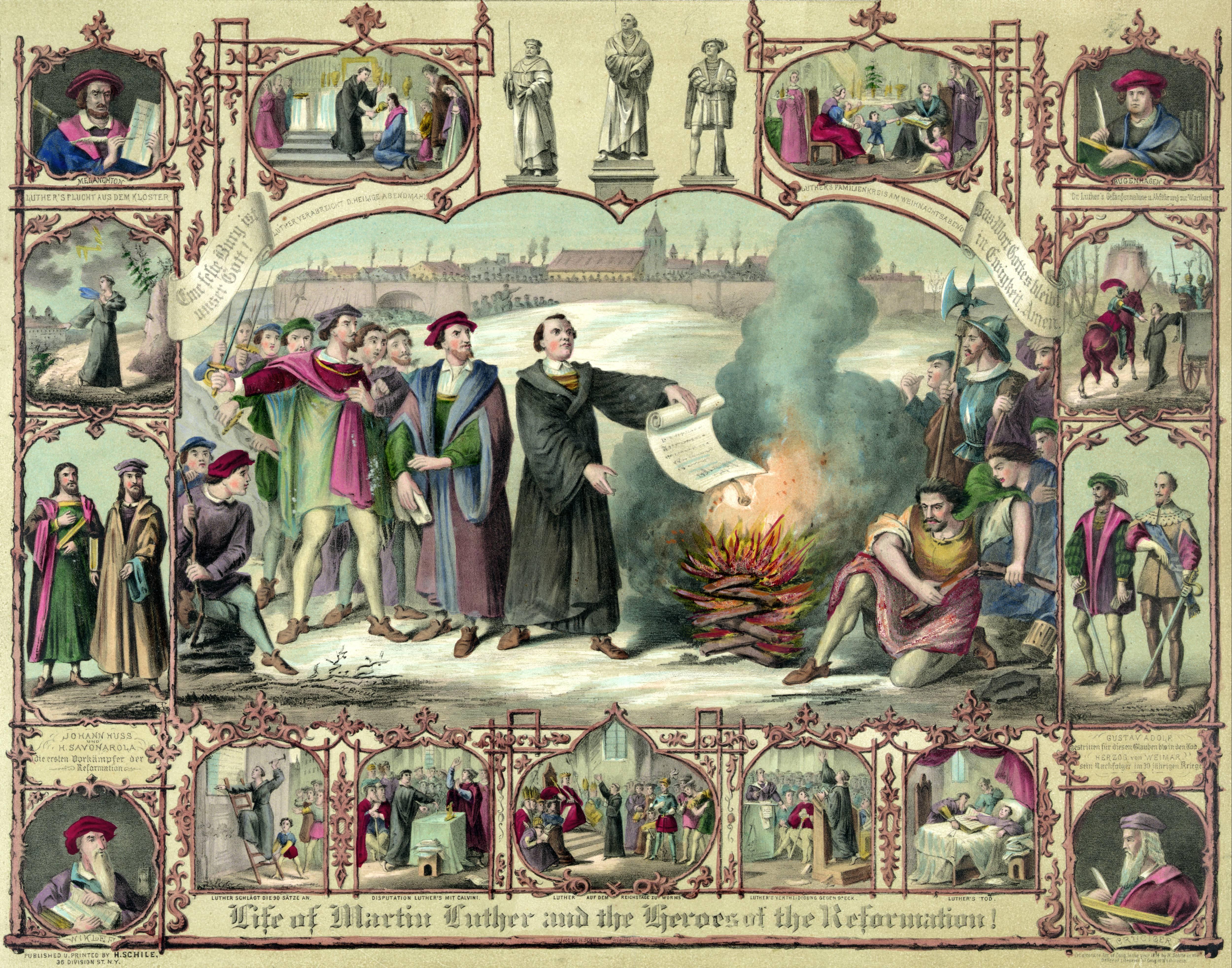 History Of Protestantism Religion Wiki Fandom Powered By Wikia