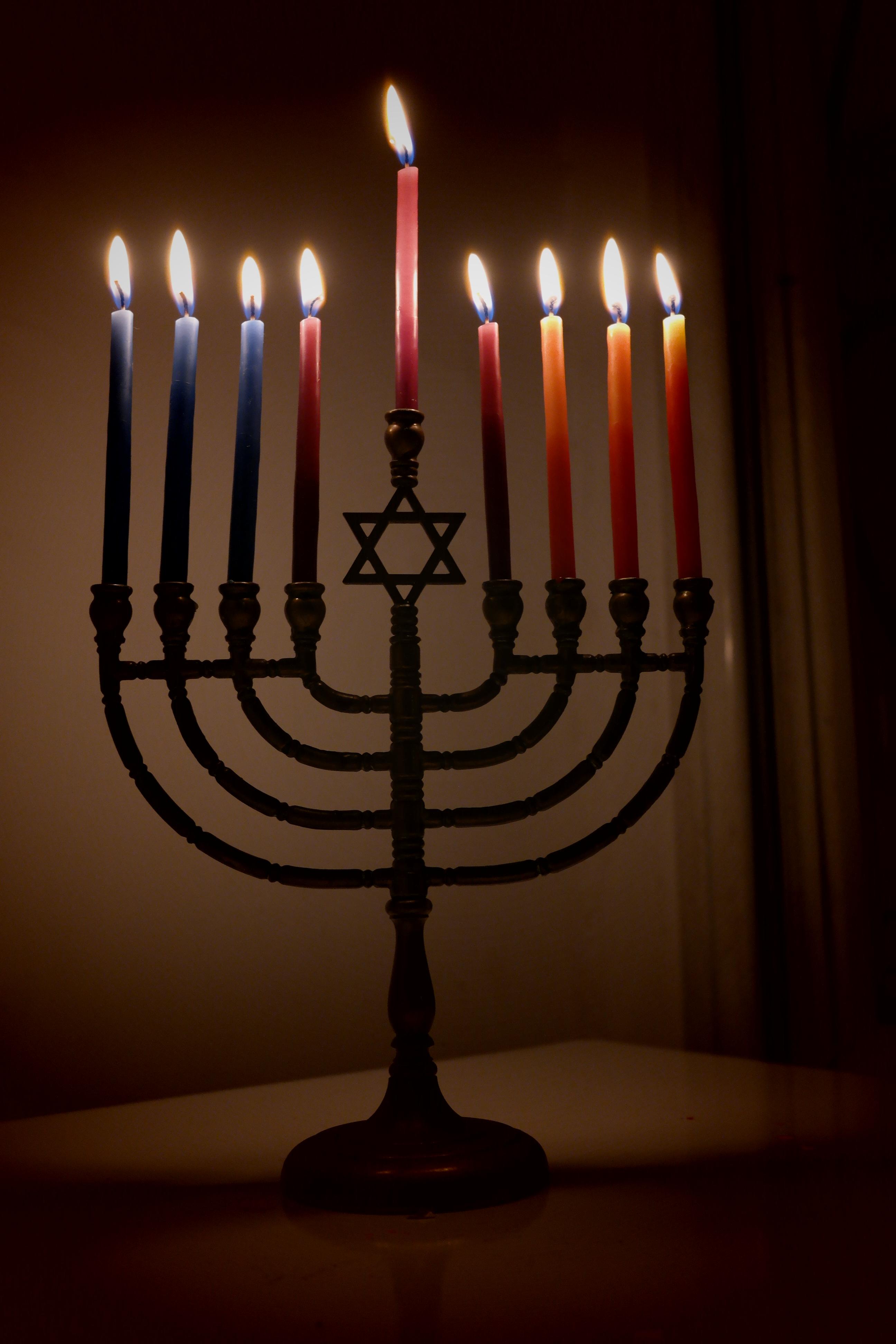 last night of hanukkah 2019 - HD2592×3888