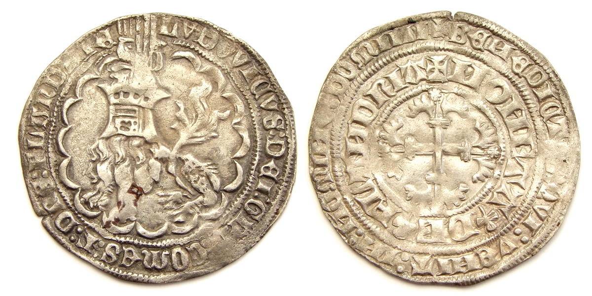 Louis II, Count of Flanders