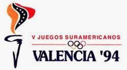 Depiction of Juegos Suramericanos de 1994