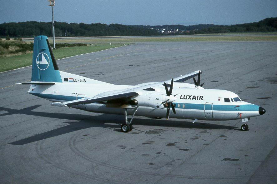 Luxair Flight 9642 - Wikipedia