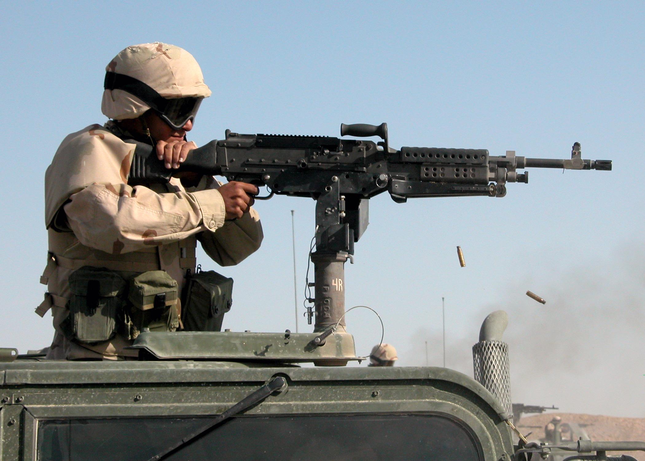 M Bel m240 machine gun wiki