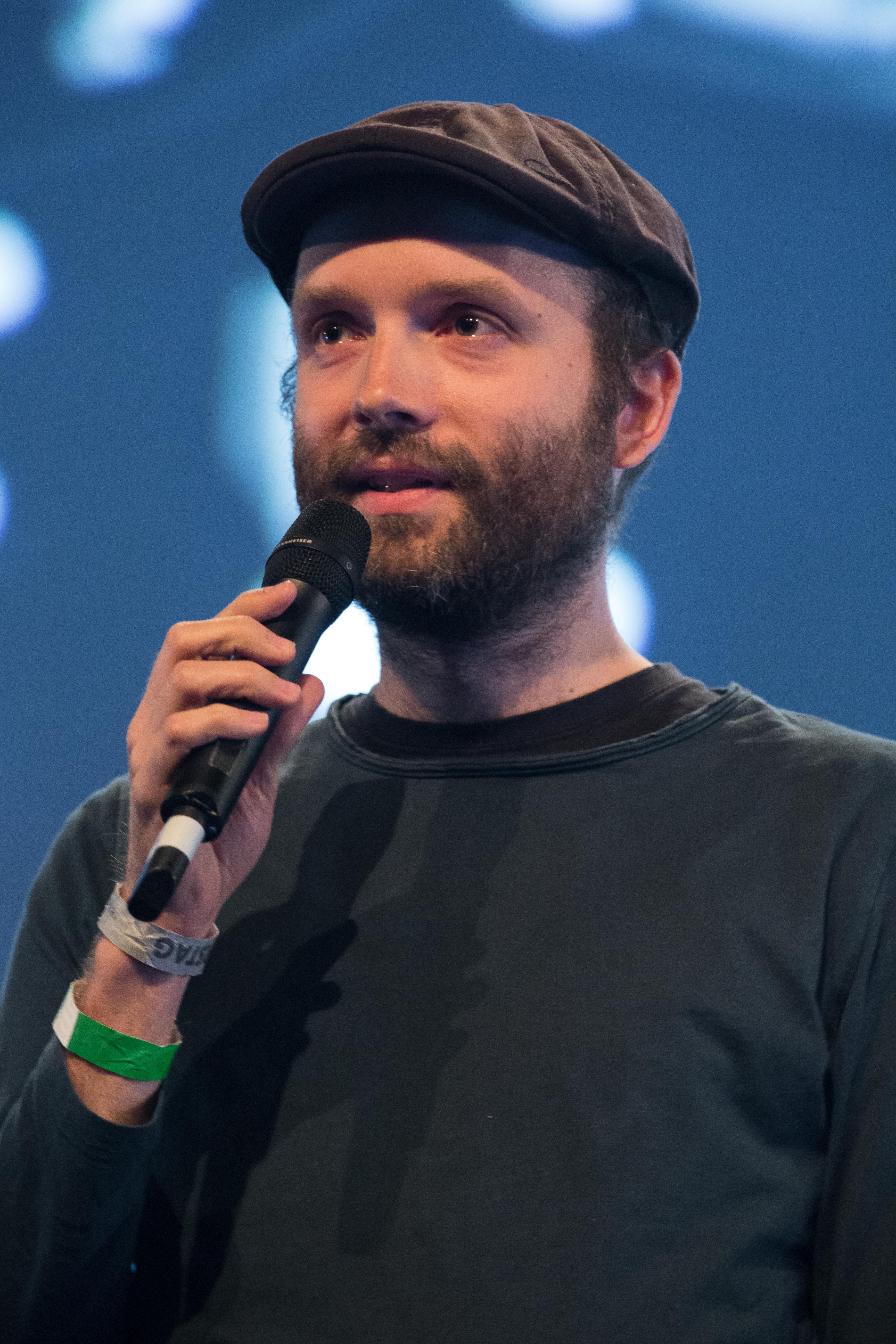 Marc-Uwe Kling, 2018