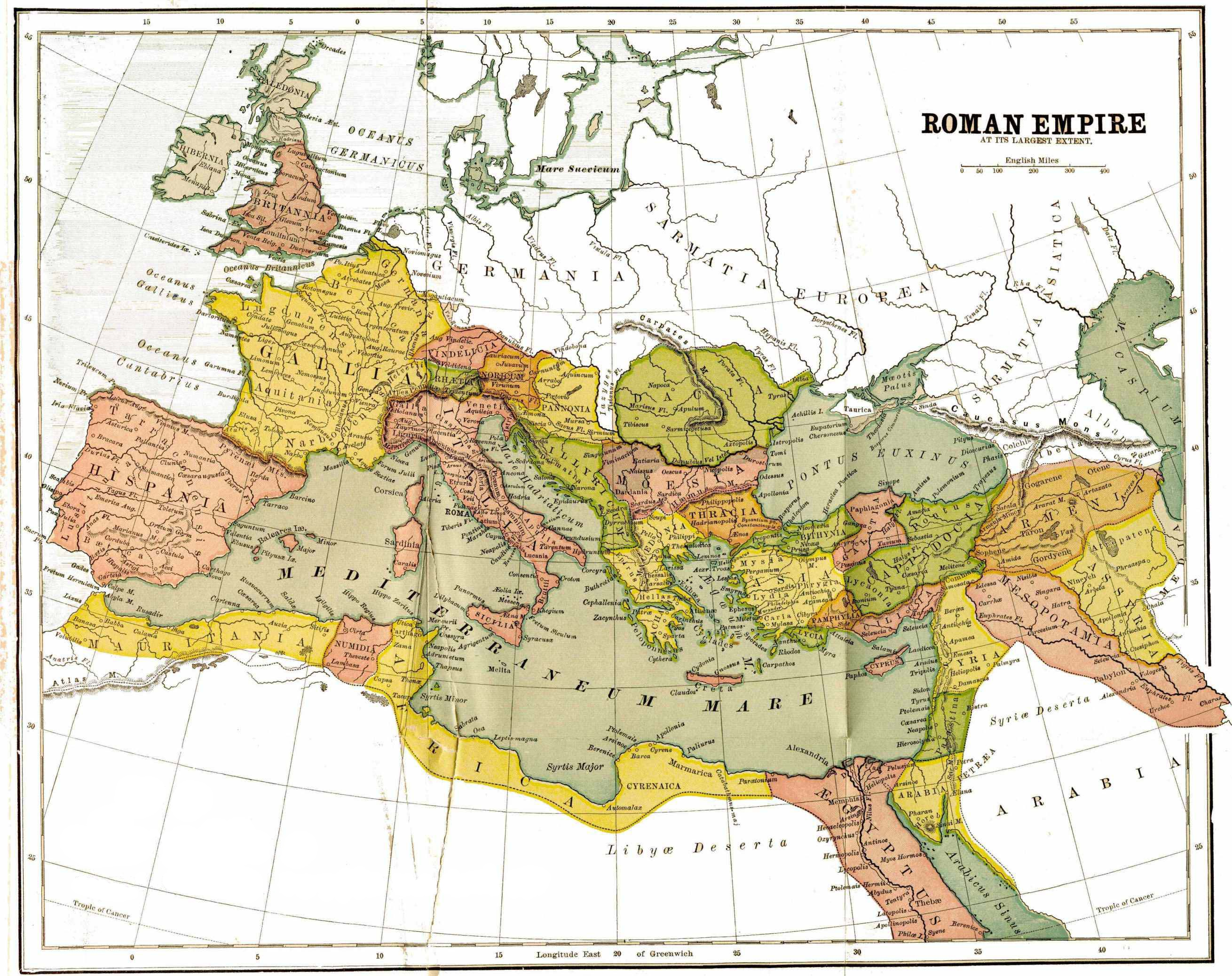Archivomaps roman empire peak 150adg wikipedia la archivomaps roman empire peak 150adg gumiabroncs Images