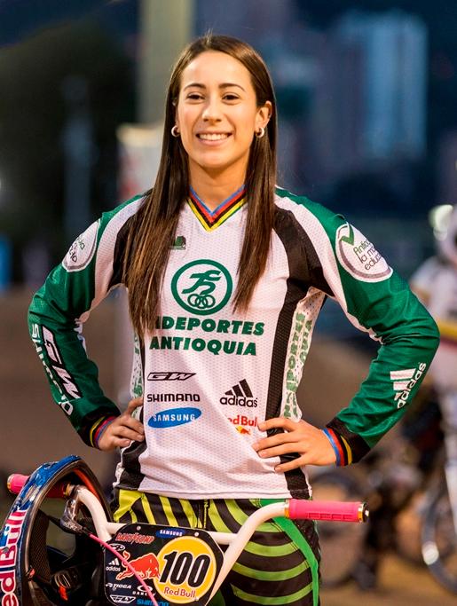 Mariana Pajón - Wikidata
