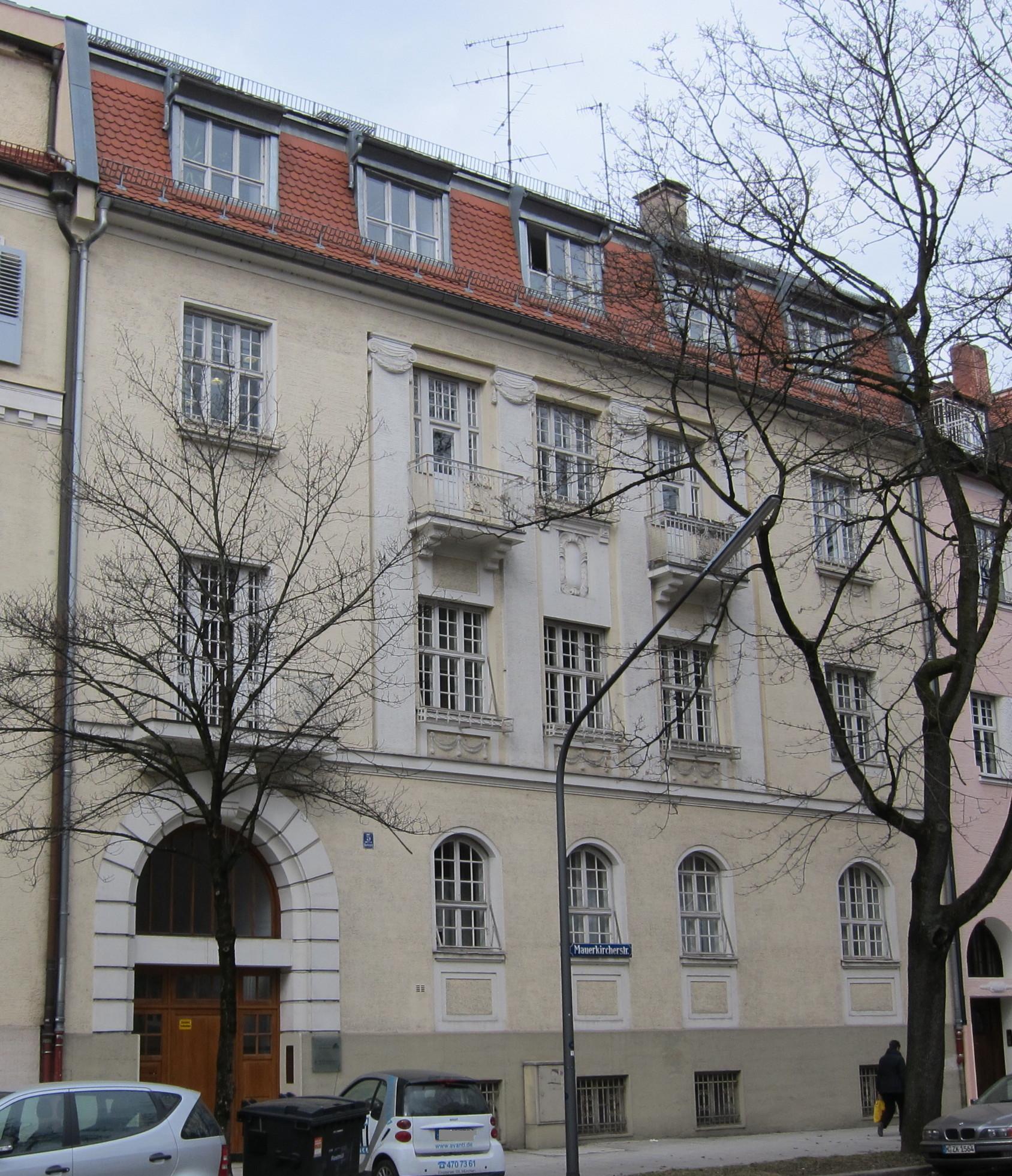 Mauerkircherstr München file mauerkircherstr 5 muenchen 01 jpg wikimedia commons