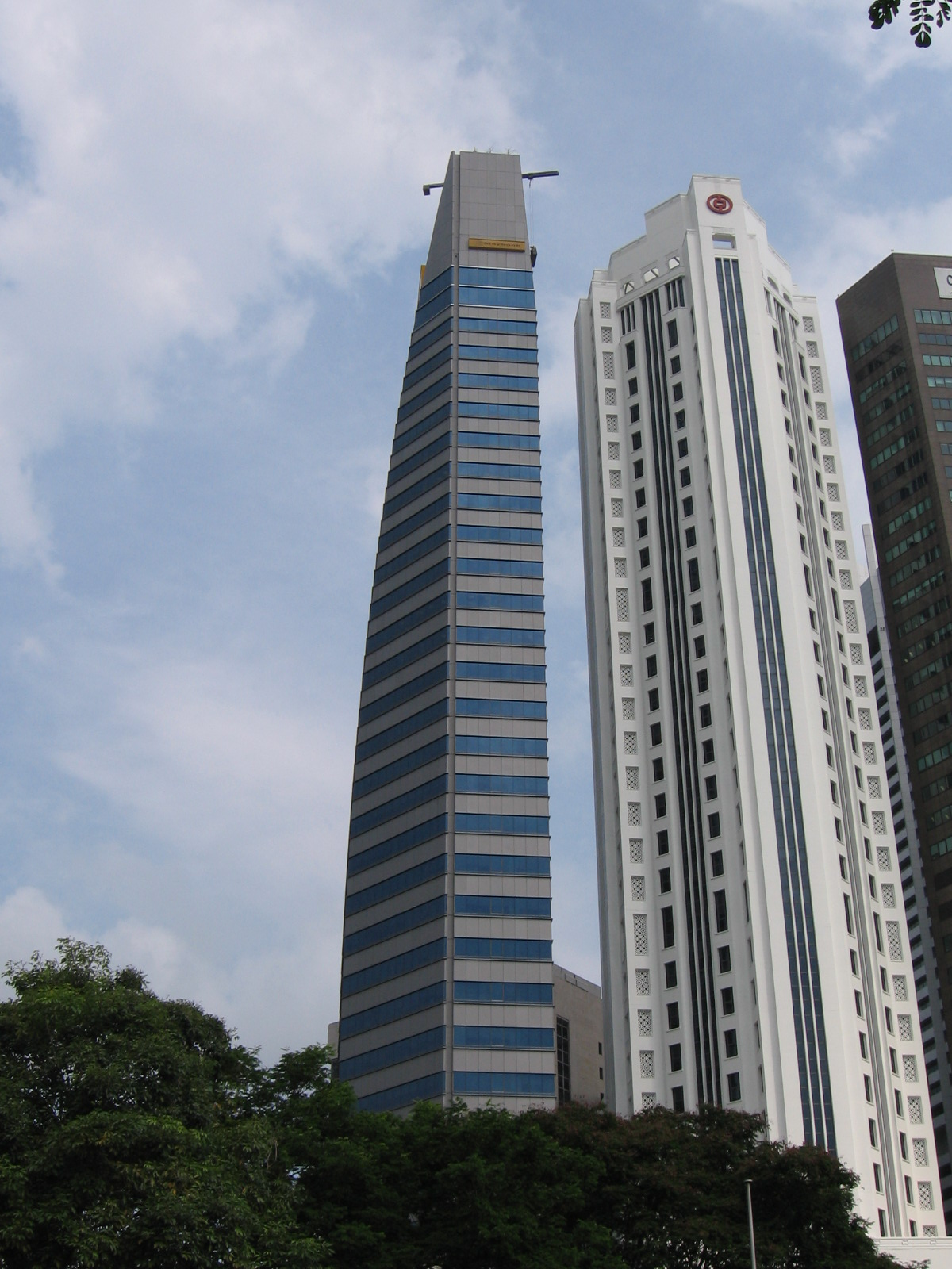 Maybank Tower Singapore Wikipedia