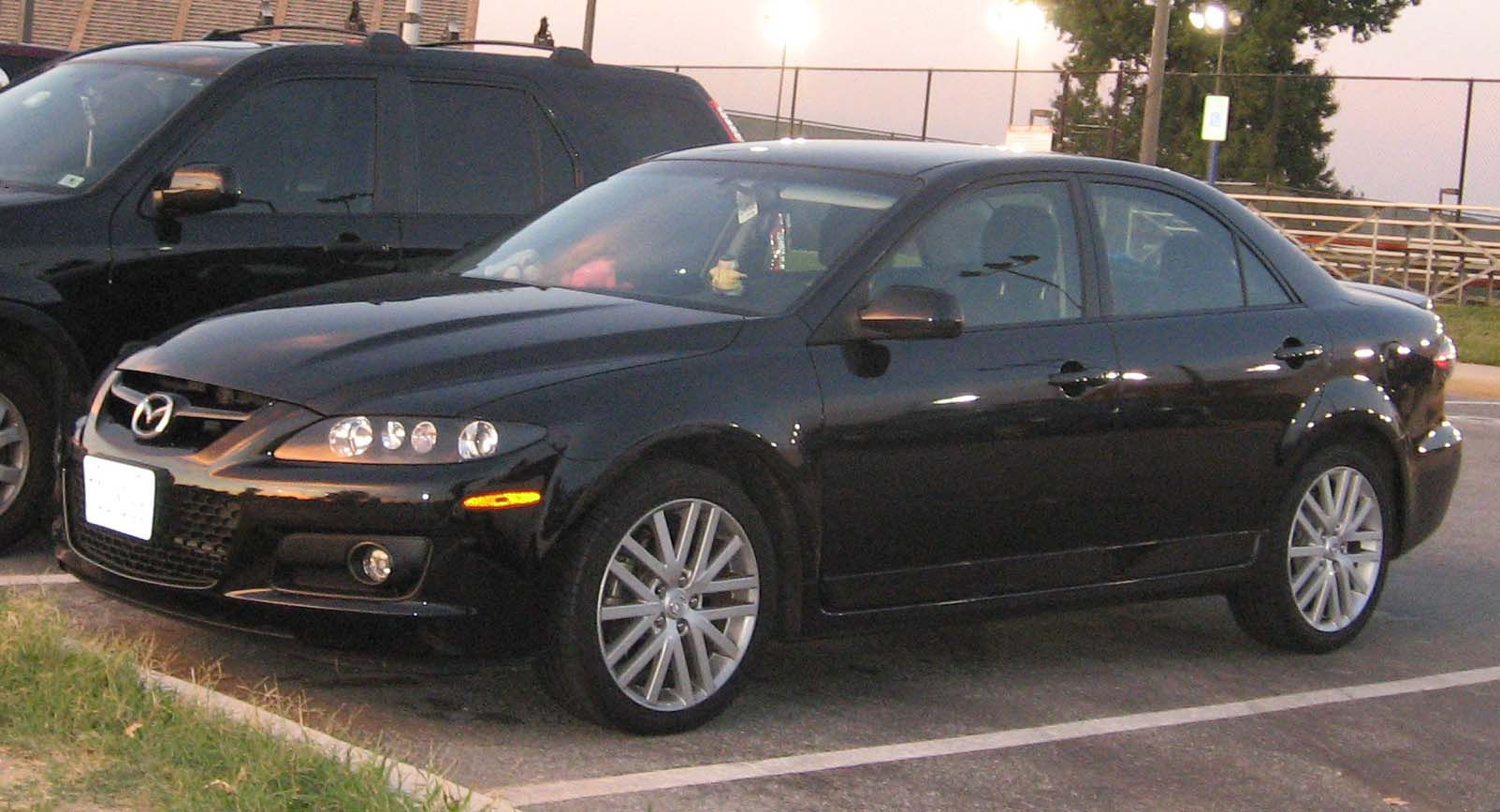 File Mazdaspeed 6 Jpg Wikimedia Commons