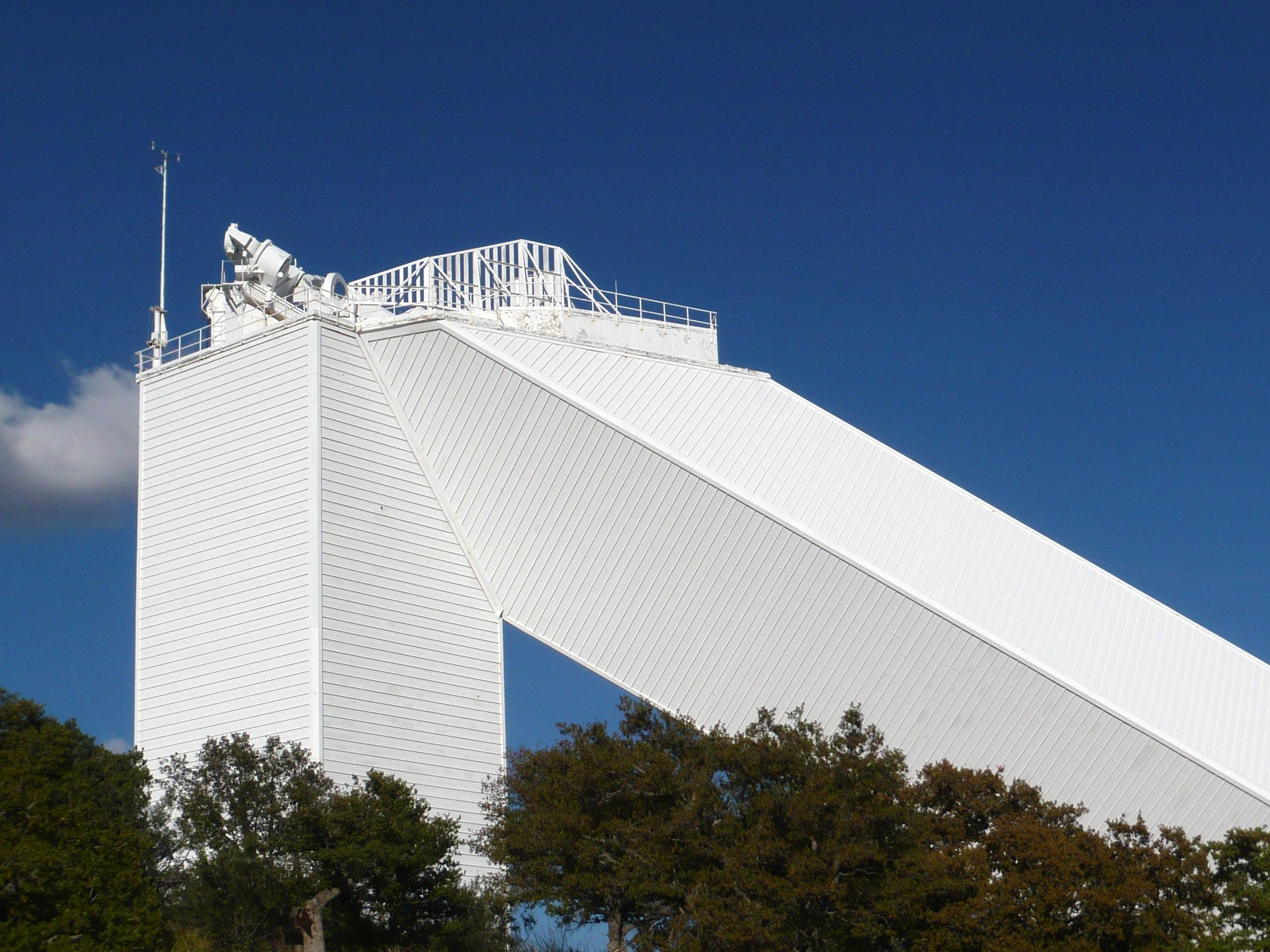 McMath–Pierce solar telescope - Wikipedia