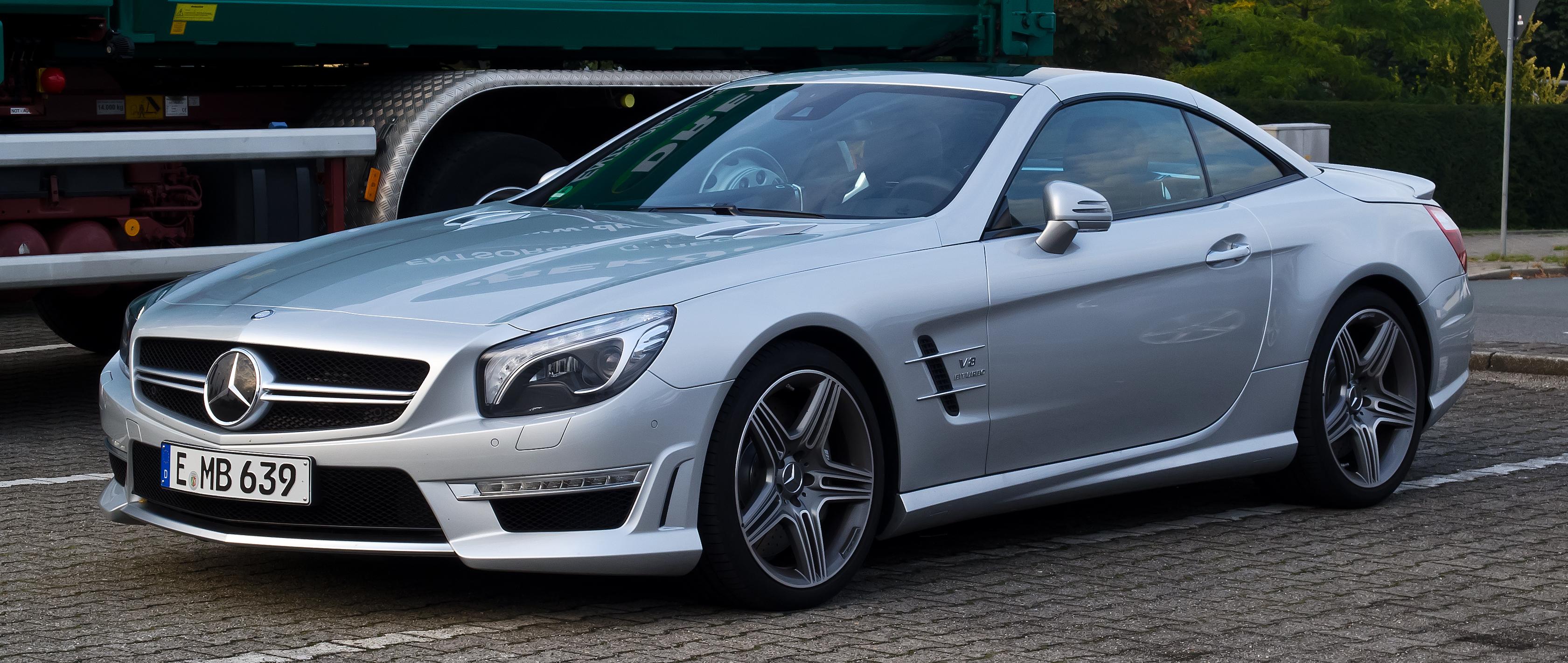 Amg Sl Mercedes