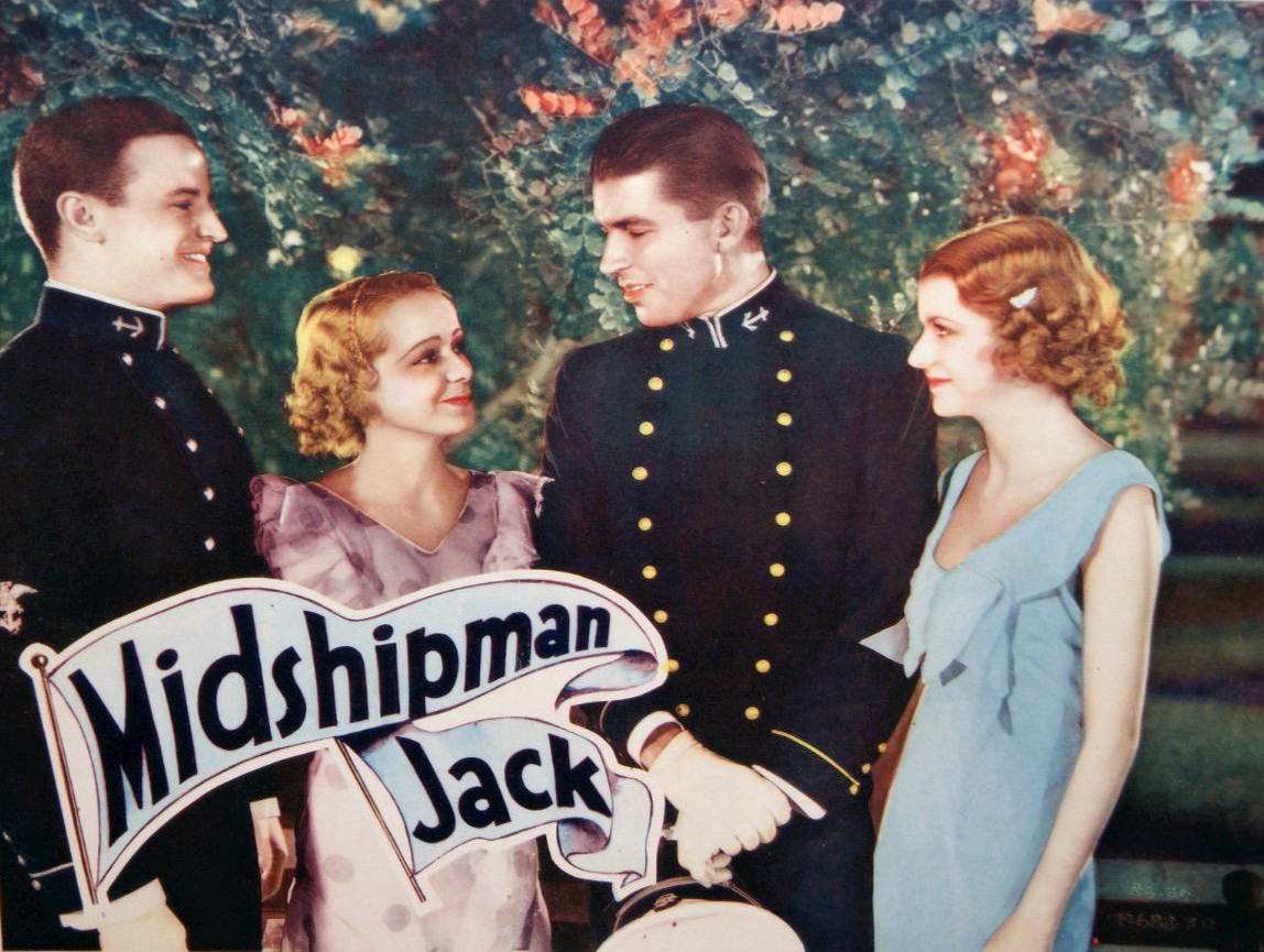How the actors of the film Midshipmen aged over 30 years 27