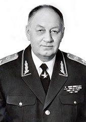 former Chief of the General Staff of the armed forces of the Russian Federation