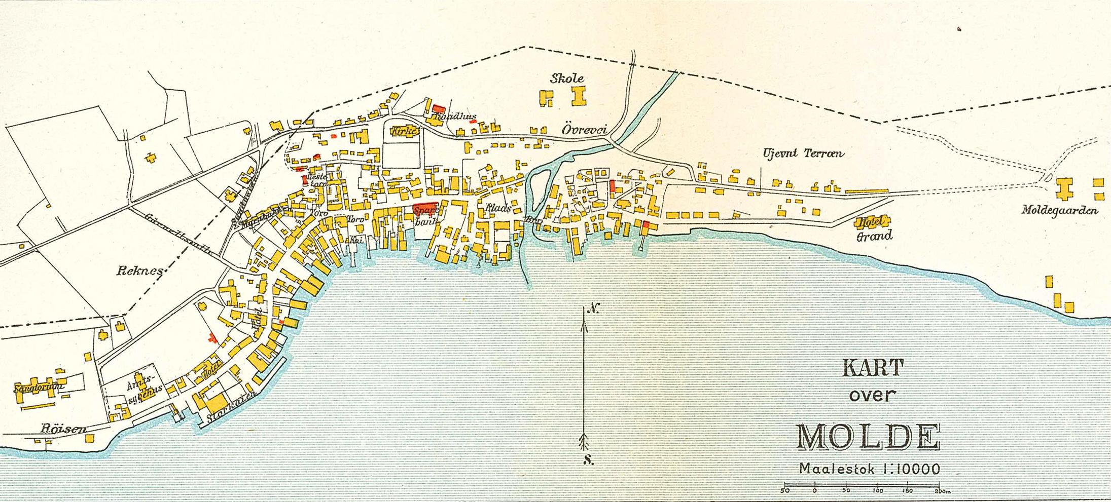 kart molde File:Molde map 1911.   Wikimedia Commons kart molde