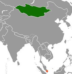 Mongolia–Singapore relations Bilateral relations