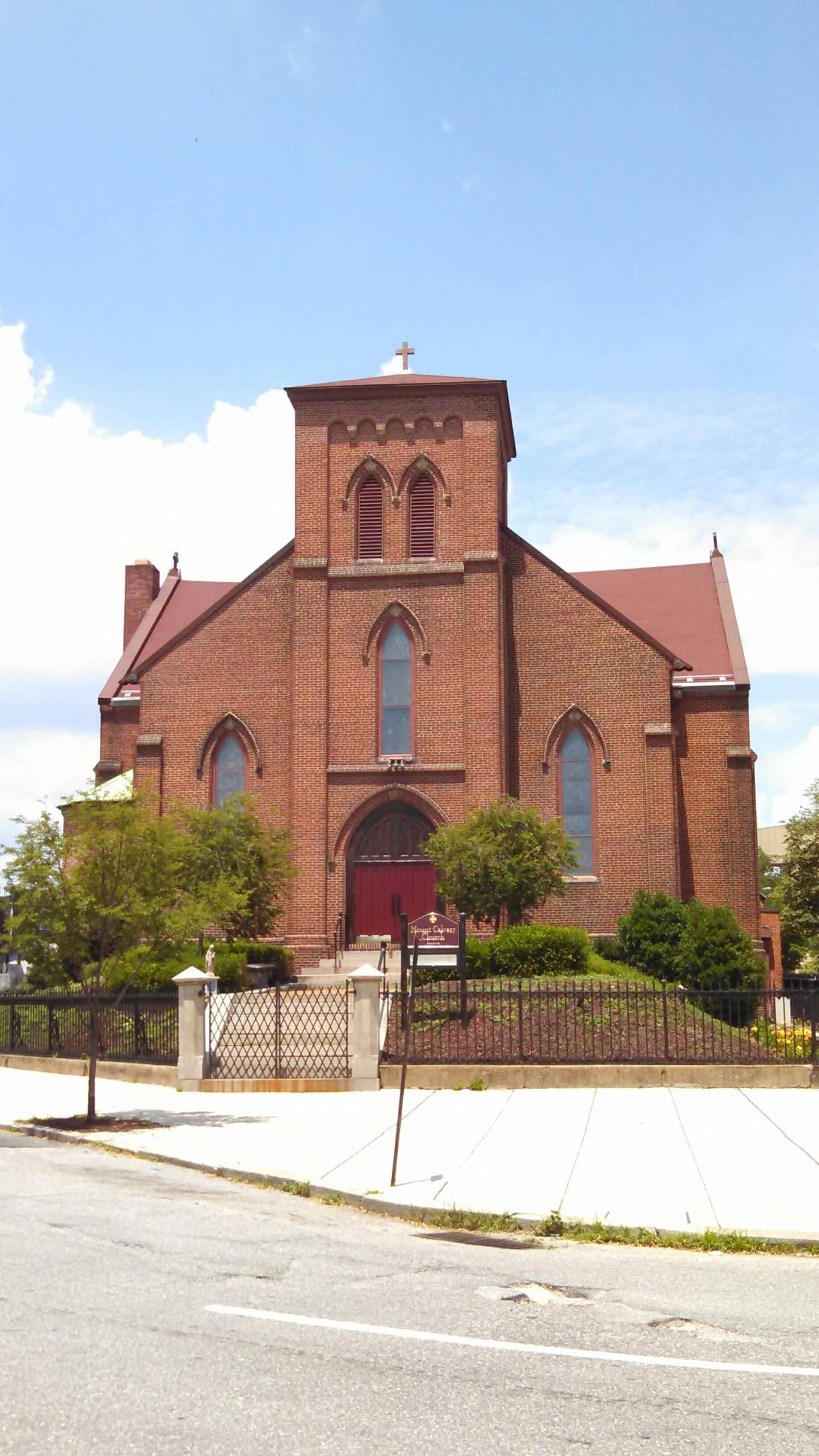 mount calvary chat sites Greater mount calvary holy church in washington, dc is led by bishop alfred a owens, jr and evangelist susie c owens.